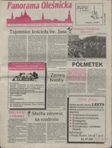 Panorama Oleśnicka: dwutygodnik Ziemi Oleśnickiej, 1992, nr 55