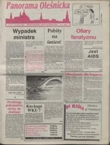 Panorama Oleśnicka: dwutygodnik Ziemi Oleśnickiej, 1992, nr 57