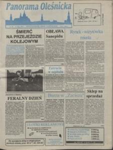 Panorama Oleśnicka: dwutygodnik Ziemi Oleśnickiej, 1992, nr 58