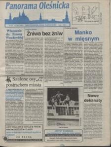 Panorama Oleśnicka: dwutygodnik Ziemi Oleśnickiej, 1992, nr 60