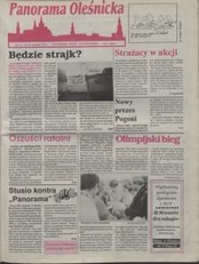 Panorama Oleśnicka: tygodnik Ziemi Oleśnickiej, 1992, nr 42