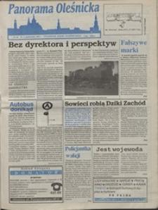 Panorama Oleśnicka: tygodnik Ziemi Oleśnickiej, 1992, nr 66