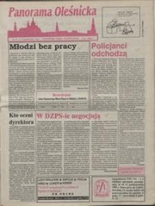 Panorama Oleśnicka: tygodnik Ziemi Oleśnickiej, 1992, nr 67