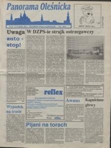Panorama Oleśnicka: tygodnik Ziemi Oleśnickiej, 1992, nr 76