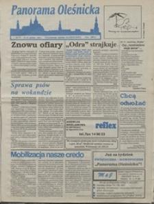 Panorama Oleśnicka: tygodnik Ziemi Oleśnickiej, 1992, nr 77