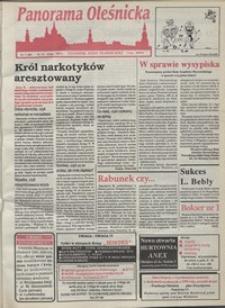 Panorama Oleśnicka: tygodnik Ziemi Oleśnickiej, 1993, nr 7