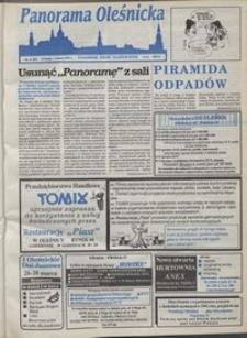 Panorama Oleśnicka: tygodnik Ziemi Oleśnickiej, 1993, nr 8
