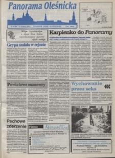 Panorama Oleśnicka: tygodnik Ziemi Oleśnickiej, 1993, nr 10