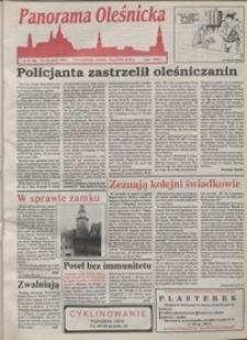 Panorama Oleśnicka: tygodnik Ziemi Oleśnickiej, 1993, nr 11
