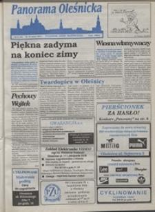 Panorama Oleśnicka: tygodnik Ziemi Oleśnickiej, 1993, nr 12