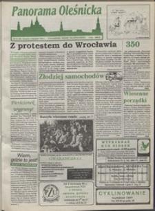 Panorama Oleśnicka: tygodnik Ziemi Oleśnickiej, 1993, nr 13