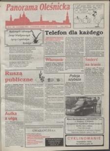 Panorama Oleśnicka: tygodnik Ziemi Oleśnickiej, 1993, nr 14