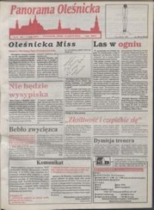 Panorama Oleśnicka: tygodnik Ziemi Oleśnickiej, 1993, nr 18