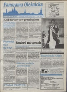 Panorama Oleśnicka: tygodnik Ziemi Oleśnickiej, 1993, nr 19