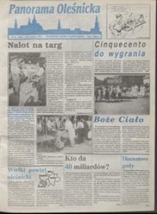 Panorama Oleśnicka: tygodnik Ziemi Oleśnickiej, 1993, nr 24