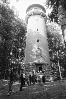 Jelenia Góra - wieża widokowa na Wzgórzu Krzywoustego [Dokument ikonograficzny]