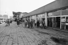 Jelenia Góra - Zabobrze. Pawilon Handlowy [Dokument ikonograficzny]
