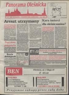 Panorama Oleśnicka: tygodnik Ziemi Oleśnickiej, 1993, nr 29