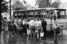 Jelenia Góra - Dworzec PKS (fot. 1) [Dokument ikonograficzny]