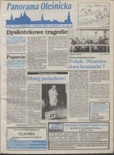 Panorama Oleśnicka: tygodnik Ziemi Oleśnickiej, 1993, nr 33