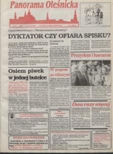 Panorama Oleśnicka: tygodnik Ziemi Oleśnickiej, 1993, nr 36
