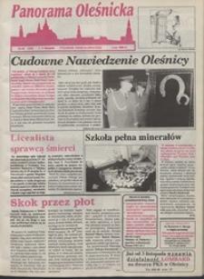 Panorama Oleśnicka: tygodnik Ziemi Oleśnickiej, 1993, nr 44