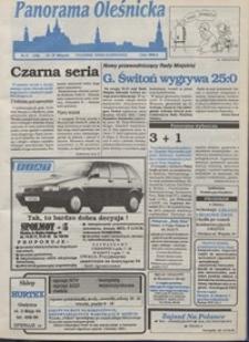 Panorama Oleśnicka: tygodnik Ziemi Oleśnickiej, 1993, nr 47