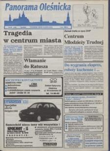 Panorama Oleśnicka: tygodnik Ziemi Oleśnickiej, 1993, nr 49