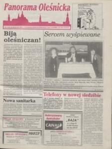 Panorama Oleśnicka: tygodnik Ziemi Oleśnickiej, 1995, nr 4