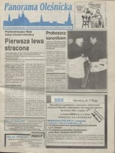 Panorama Oleśnicka: tygodnik Ziemi Oleśnickiej, 1995, nr 5