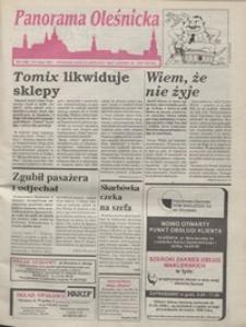 Panorama Oleśnicka: tygodnik Ziemi Oleśnickiej, 1995, nr 6