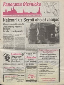 Panorama Oleśnicka: tygodnik Ziemi Oleśnickiej, 1995, nr 8