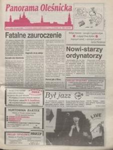 Panorama Oleśnicka: tygodnik Ziemi Oleśnickiej, 1995, nr 10