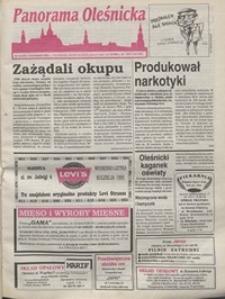 Panorama Oleśnicka: tygodnik Ziemi Oleśnickiej, 1995, nr 14