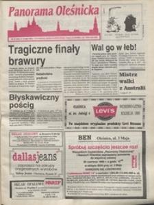 Panorama Oleśnicka: tygodnik Ziemi Oleśnickiej, 1995, nr 18