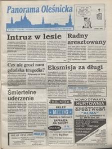 Panorama Oleśnicka: tygodnik Ziemi Oleśnickiej, 1995, nr 19