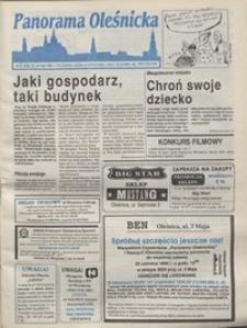 Panorama Oleśnicka: tygodnik Ziemi Oleśnickiej, 1995, nr 21