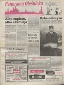 Panorama Oleśnicka: tygodnik Ziemi Oleśnickiej, 1995, nr 22