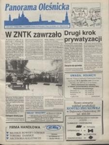 Panorama Oleśnicka: tygodnik Ziemi Oleśnickiej, 1995, nr 27