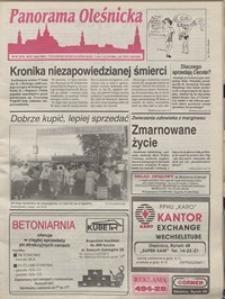 Panorama Oleśnicka: tygodnik Ziemi Oleśnickiej, 1995, nr 30