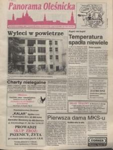 Panorama Oleśnicka: tygodnik Ziemi Oleśnickiej, 1995, nr 32