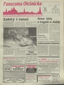 Panorama Oleśnicka: tygodnik Ziemi Oleśnickiej, 1995, nr 38