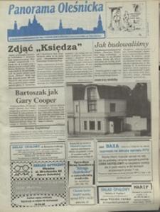 Panorama Oleśnicka: tygodnik Ziemi Oleśnickiej, 1995, nr 39