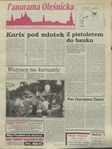 Panorama Oleśnicka: tygodnik Ziemi Oleśnickiej, 1995, nr 42