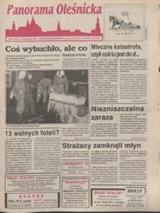 Panorama Oleśnicka: tygodnik Ziemi Oleśnickiej, 1995, nr 46