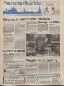 Panorama Oleśnicka: tygodnik Ziemi Oleśnickiej, 1995, nr 47