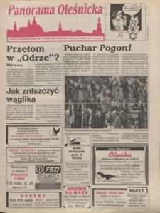 Panorama Oleśnicka: tygodnik Ziemi Oleśnickiej, 1995, nr 48