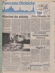 Panorama Oleśnicka: tygodnik Ziemi Oleśnickiej, 1996, nr 1