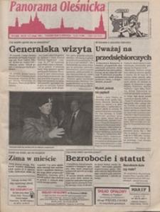 Panorama Oleśnicka: tygodnik Ziemi Oleśnickiej, 1996, nr 6