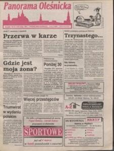Panorama Oleśnicka: tygodnik Ziemi Oleśnickiej, 1996, nr 8